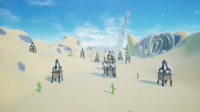 Desert of the Colossal Bones