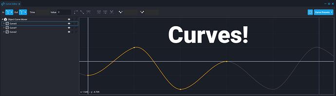 Curve Presets