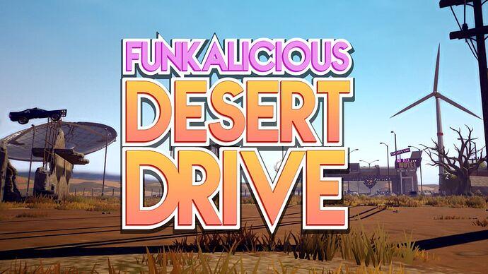 Desert Drive Thumbnail