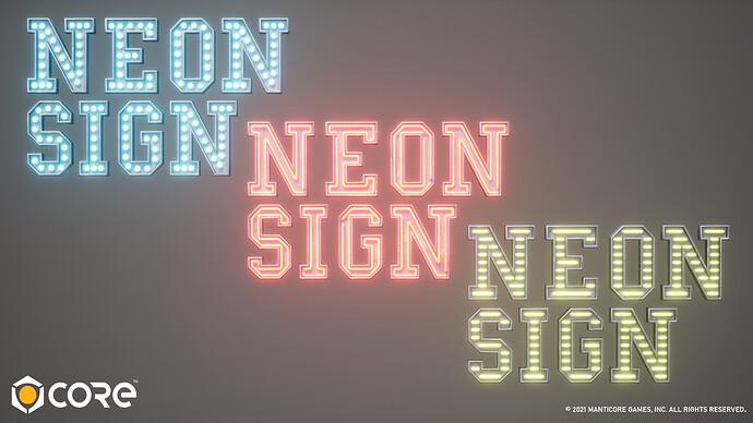 3D_neon_fonts