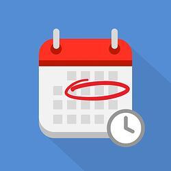 calendar icon 4