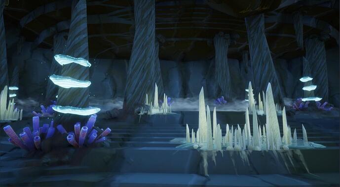 Manticorian Feature Screenshot 6 Bottom Center Cave