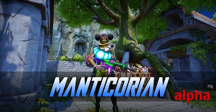 Manticorian Cover 1 alpha