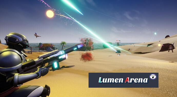 Lumen Arena