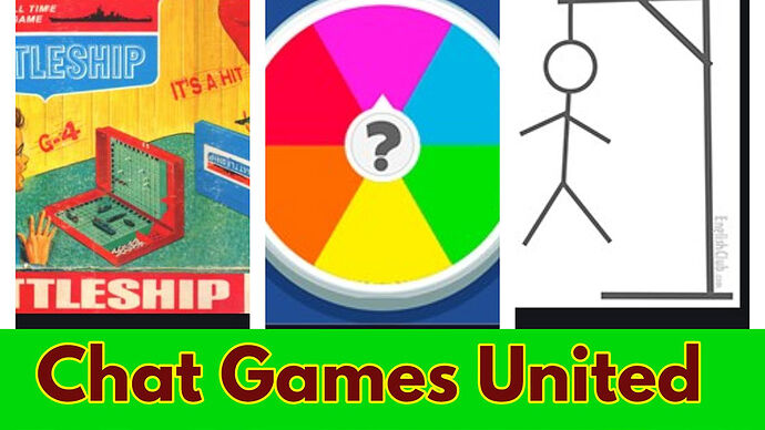 4-Chat-Games-United