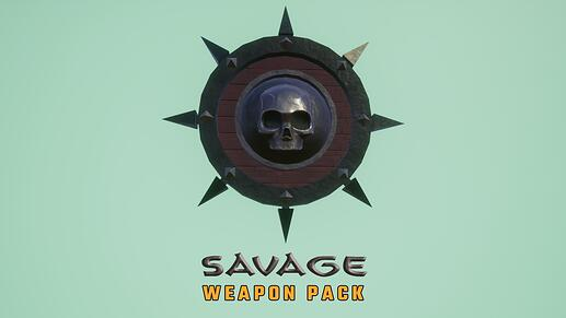 Savage WP Cover