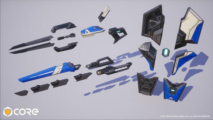 Presenation_9-08-2021_Mecha Weapons
