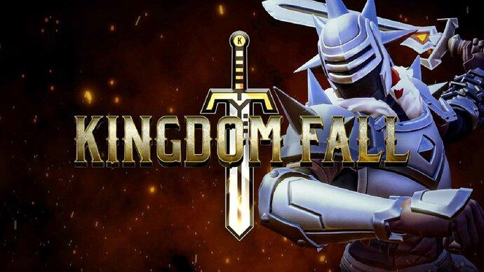 Kingdom Fall Logo