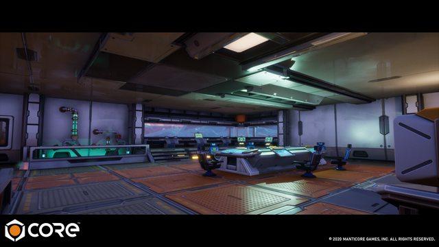 Sci-fi Base 5
