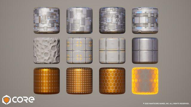 Sci-fi Materials