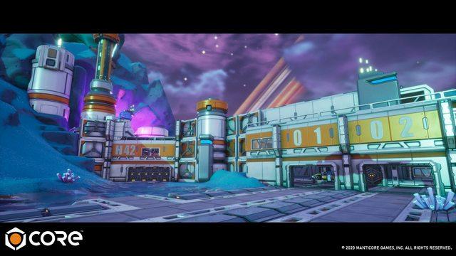 Sci-fi Base 3